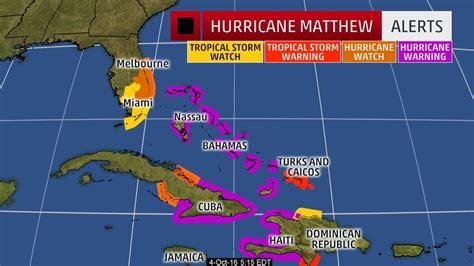 hurricane  expanded  florida  hurricane matthew