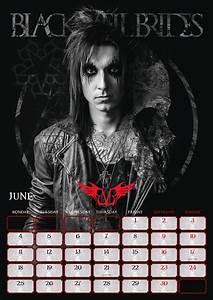 Black Veil Brides - Calendars 2020 on UKposters/Abposters.com