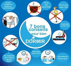 Conseil Pour Bien Dormir : bons conseils pour bien dormir creapharma ~ Preciouscoupons.com Idées de Décoration