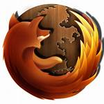 Icon Firefox Fire Wooden Fox Icons Ico