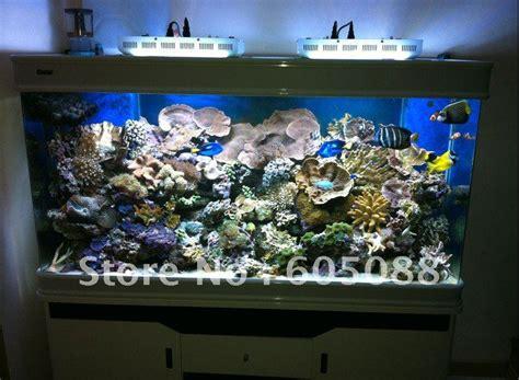 16 quot x9 quot 120w dimmalbe high power led aquarium tank light blue white color ratio 1 1 gt 50