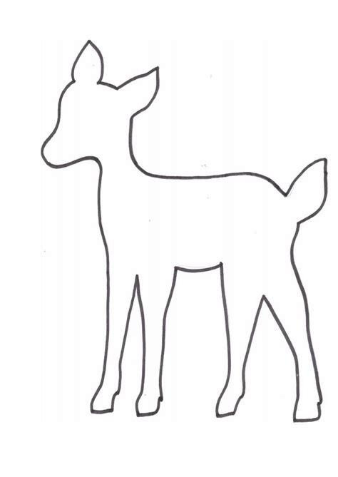 seite  naehen christmas templates deer pillow und