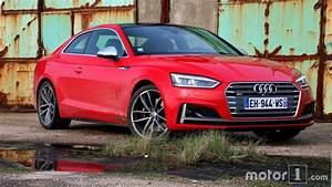 Prix Audi S5 : essai audi s5 plus le visage est s rieux plus le sourire est beau ~ Medecine-chirurgie-esthetiques.com Avis de Voitures