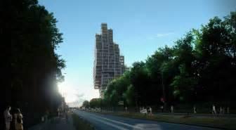 rodovre skyscraper copenhagen  mvrdv  architect