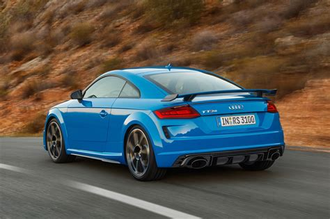 2019 Audi Tt Rs by Audi Tt Rs 2019 Coupe And Roadster Facelifted Car Magazine