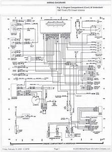 Ford Crown Victoria Wiring Schematic