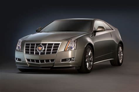 2014 cadillac cts coupe gm authority