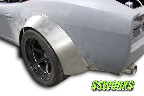 Datsun Z Fender Flares by Ssworxs Genuine Japanesse Car Parts And Accessories
