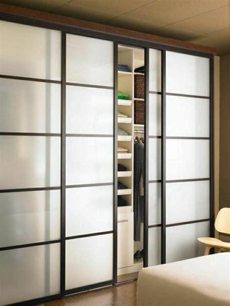 porte coulissante pour chambre la porte coulissante en 43 variantes magnifiques