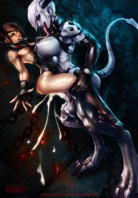 demon pet by nocure hentai foundry