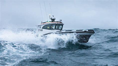Tested Ok Hull On The Rafnar 11meter  Power & Motoryacht