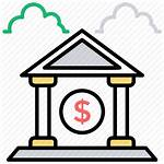 Savings Icon Account Bank Investment Fundings Icons