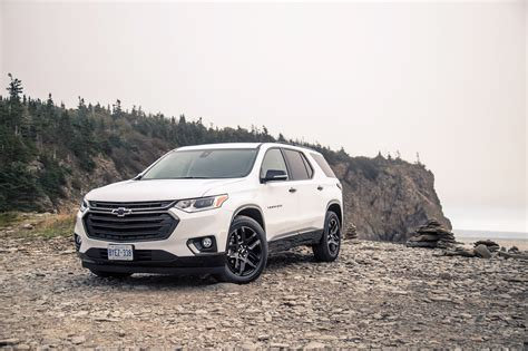 First Drive 2018 Chevrolet Traverse  Canadian Auto Review