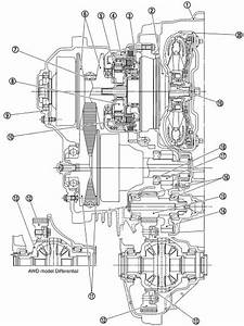 9 Best Images Of Nissan Transmission Parts Diagram