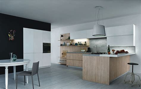 functional  fashionable kitchen  minimalism