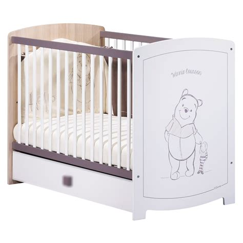 chambre stella winnie lit non x blanc x de sauthon slection with