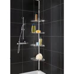 bathroom tidy ideas metal corner shower bathroom basket caddy shelf telescopic storage shelves tier ebay