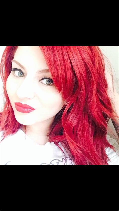wella red  color touch hair pinterest ginger