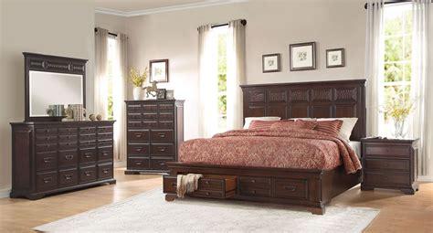 cranfills court storage bedroom set homelegance inform