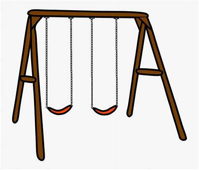 Swings Clipart Swingset Seats Procedures Clipartkey