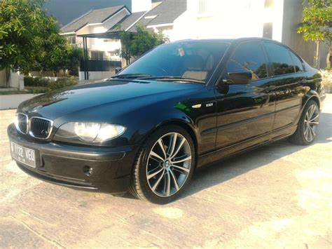 Bmw 318i E46 Istimewa 3 series bmw 318i e46 n46 facelift quot black on beige quot km
