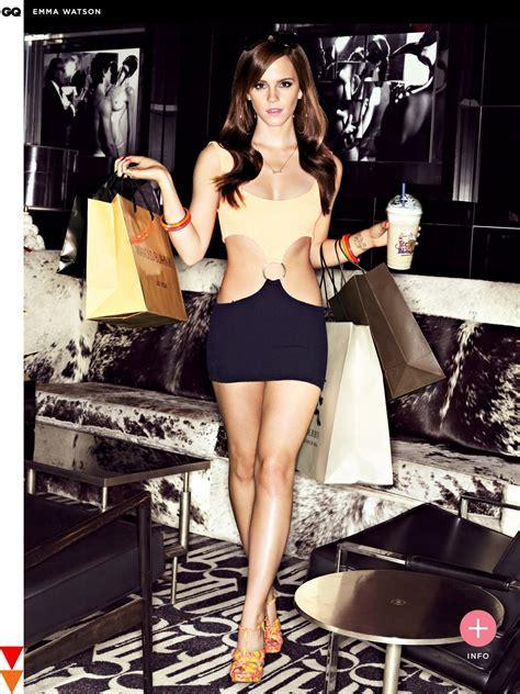 Emma Watson   GQ magazine 2013  01   GotCeleb