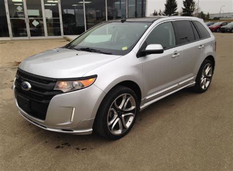 2013 Edge Sport by 2013 Ford Edge Sport For Sale Rimbey Ab