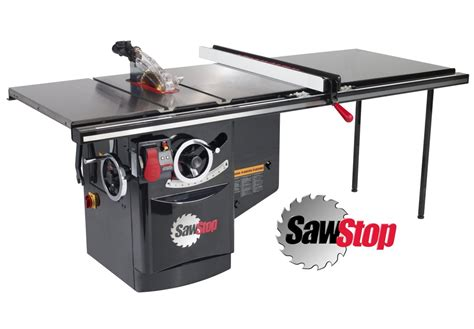 toolkraft 10 inch table saw sawstop industrial cabinet tablesaw ics 10 inch