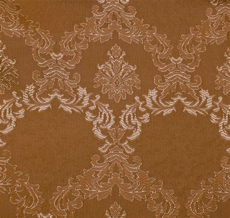 Upholstery Fabric Width by 10 Yard Jacquard Damask Design Drapery Upholstery Fabric