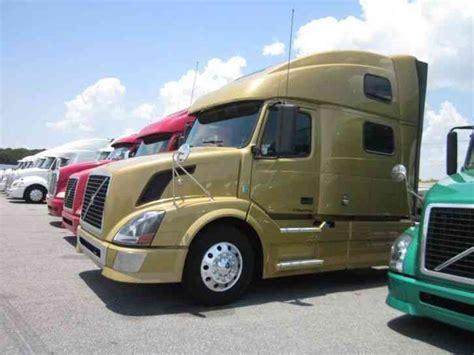 2012 volvo big rig volvo 780 2012 sleeper semi trucks