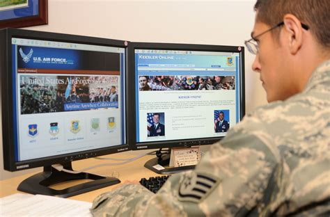 help desk online training air force online training the river city news