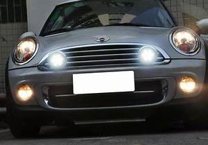 Led Rally Driving Light Halo Ring Daytime Running Lamps