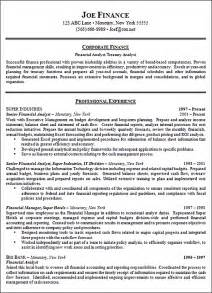 resumes for finance professionals temporary banking resume sales banking lewesmr