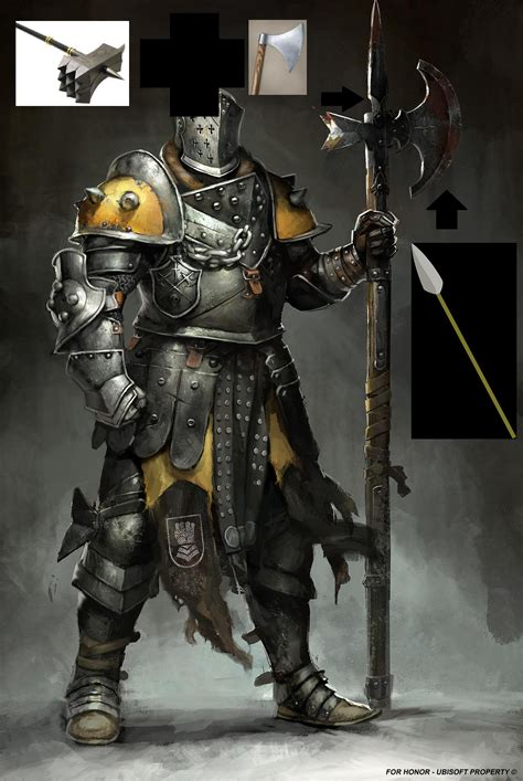 Most Versatile Weapon!  Forhonor