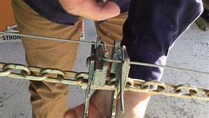 The Figure 8 Tool - Joining High Tensile Plan Wire Under Tension