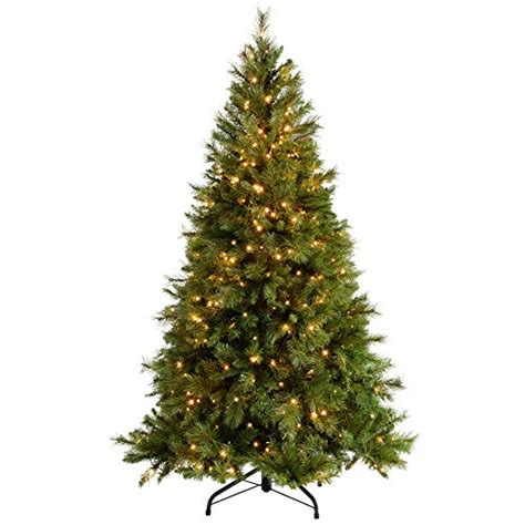 pre lit outdoor christmas trees uk review