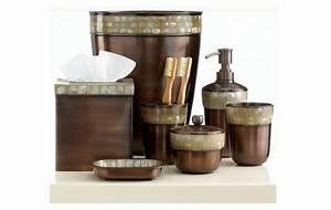 Accessoires Salle De Bain Design : set accessoires salle de bain design ~ Melissatoandfro.com Idées de Décoration