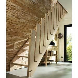 Castorama Escalier by Habillage Escalier Bois Castorama Mzaol Com