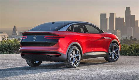 Vw Elektroautosuv Id Crozz Kommt 2019 Ecomentode