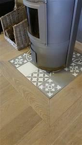 du bois design and david on pinterest With parquet en ceramique