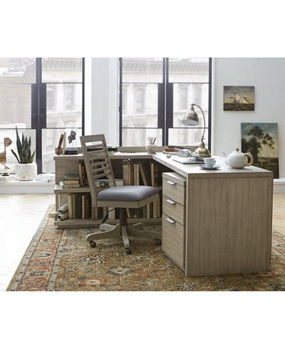 ridgeway home office furniture collection furniture macys
