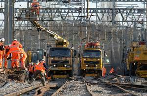 rail spend approaches bn  year
