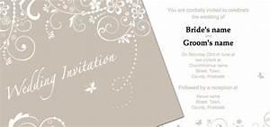 wedding invitation wording wedding invitation template With diy wedding invitations microsoft publisher