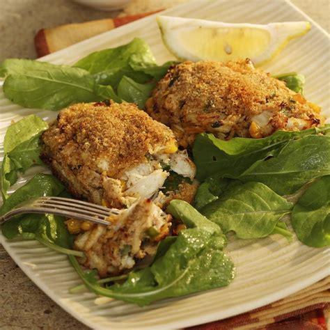 cajun crab croquettes recipe eatingwell
