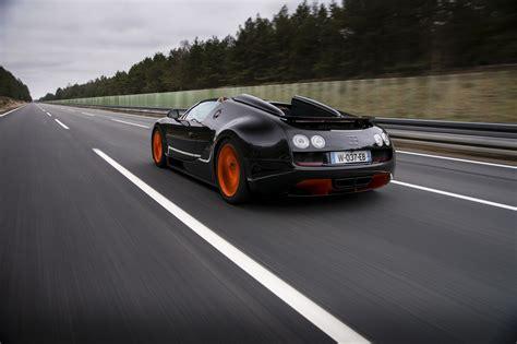 Bugatti Veyron Grand Sport Vitesse, World's Fastest