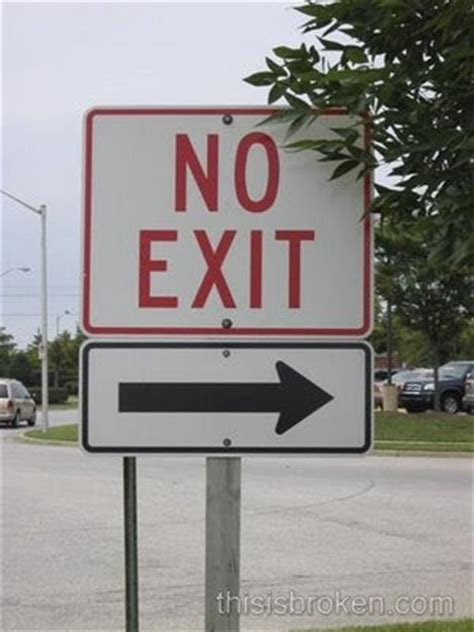 lol confusing road signs