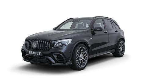 2018 Mercedes-amg Glc 63 S By Brabus