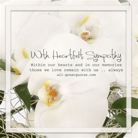 sympathy card messages within our hearts and in our memories free sympathy cards birthday stuff pinterest