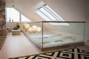 Modern, Glass, Railing, Design, Ideas