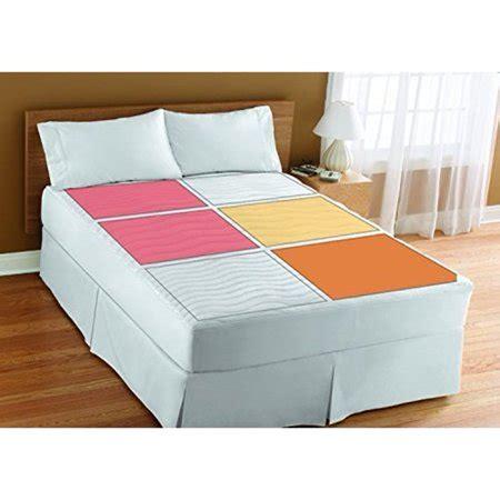 king size mattress cover walmart sunbeam therapeutic heated mattress pad king size 10